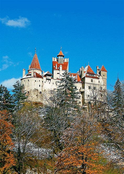 bran castle romania transylvanian varieties of romanian