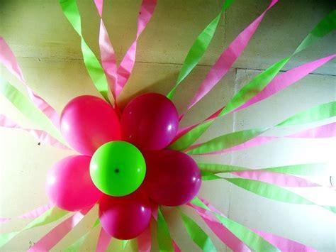 decoracion en globos c 243 mo decorar con globos 161 una inolvidable