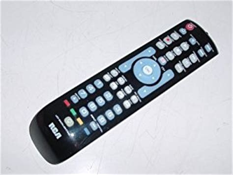 rca rcrn04gr 6 device universal remote with manual codes electronics
