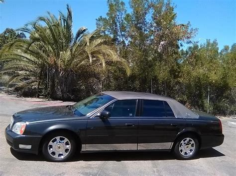 Cadillac 2001 For Sale 2001 cadillac dts for sale