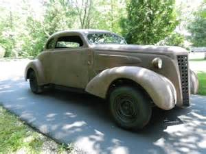 1938 chevy coupe custom project steel chopped rat