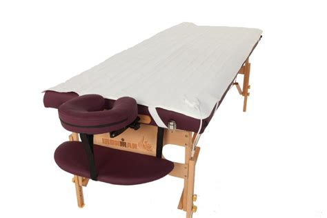heated blanket for tables the quot mixed berry quot sized table w heating pad 30 quot wide