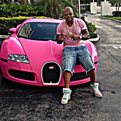 Atasa Floy Fusia New Ungu flo rida s bugatti is now pink autoevolution