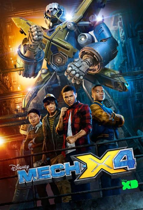 Crafts Home Decor by Mech X4 Coming To The Disney Channel A Mom S Impression