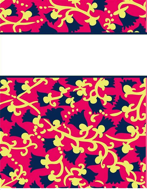 best 25 cute binder covers ideas on pinterest binder
