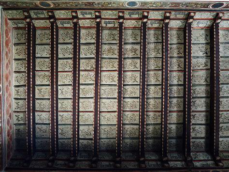soffitto cassettoni restauro di soffitti lignei e boiserie torino restauro