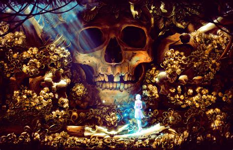 Bone Garden by Bone Garden By Zachsmithson On Deviantart