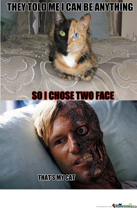 Two Face Meme - rmx two face pet by khoder ramsh meme center
