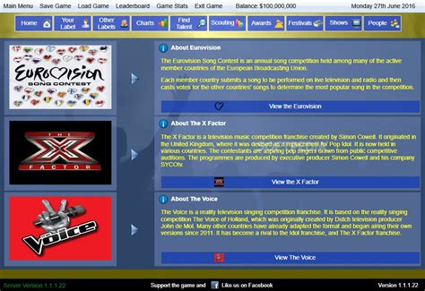 design your own record label the road 2 success game download