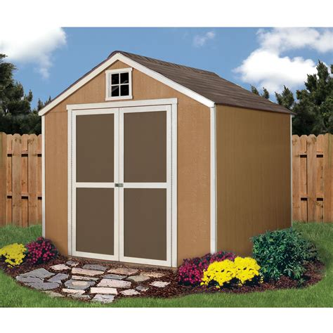 Belmont Shed by Belmont 8ft X 8ft Heartland Industries