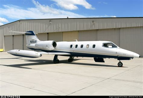 n10uf gates learjet 35a royal air freight dj reed jetphotos