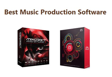 top 10 best music production software in 2018 | techsounded