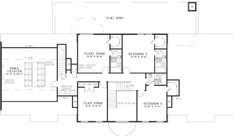 Georgian House Plan by Plan Of Georgian House Home Design And Style