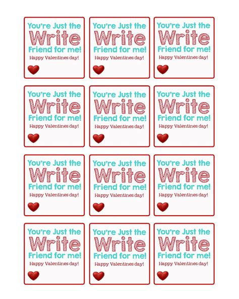 free printable pencil labels for your kids kids a pocket full of lds prints valentine pencil toppers