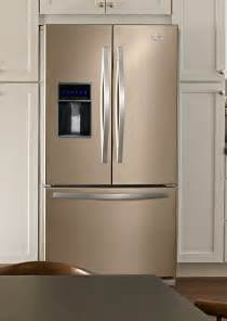 kitchen appliance finishes whirlpool sunset bronze kitchen appliances would you