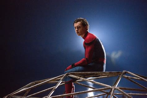 spider homecoming spider homecoming images reveal s pals