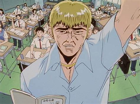 great onizuka great onizuka anime