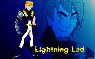 Lightning Lad Lightning Lad By Fabfelipe On Deviantart