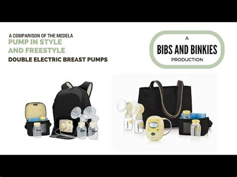 medela swing vs pump in style introduction to your freestyle breastpump by medela a