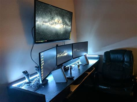 computer setups 1000 ideas about gaming setup on gaming