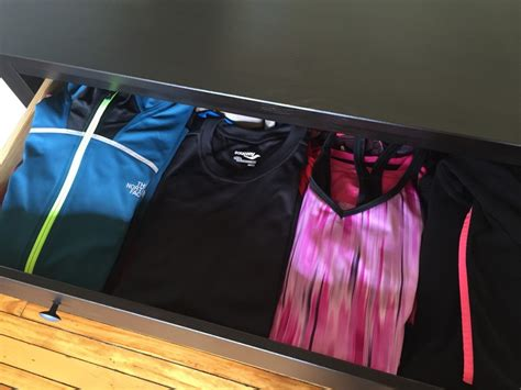 Clothes Smell Musty In Drawer how to get rid of smells in exercise clothes