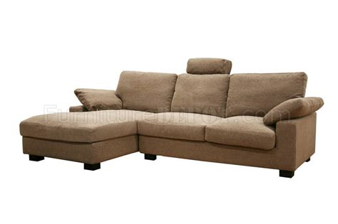 twill sectional sofa tan twill fabric modern sectional sofa priscilla