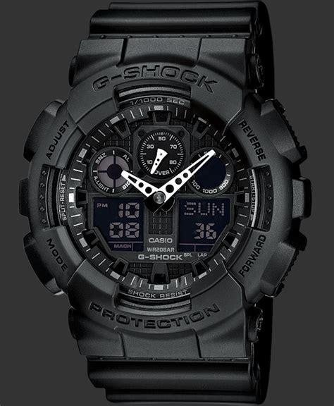 Casio G Shock Ga 100 g shock watches classic