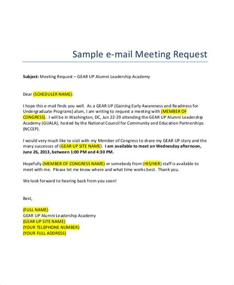 email writing templates 5 formal email exles and sles pdf word