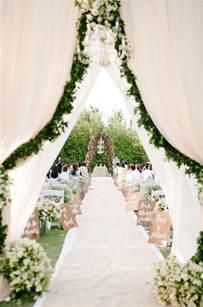 Backyard Chantilly 21 Pretty Garden Wedding Ideas For 2016 Tulle