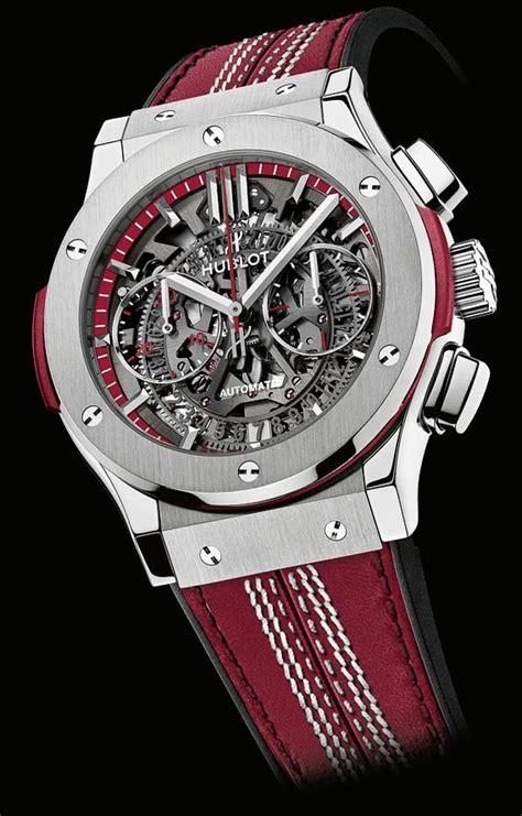 la cote des montres la montre hublot classic fusion