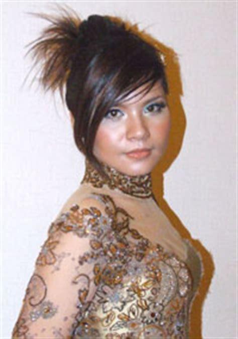 model rambut kebaya modern model sanggul kepang hairstyle gallery