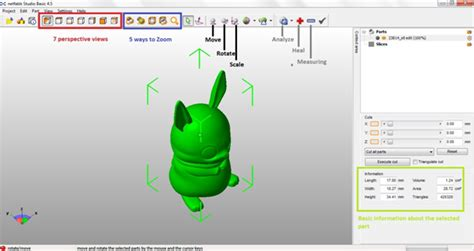 xyz resetter software how to fix and repair your 3d files using meshlab and