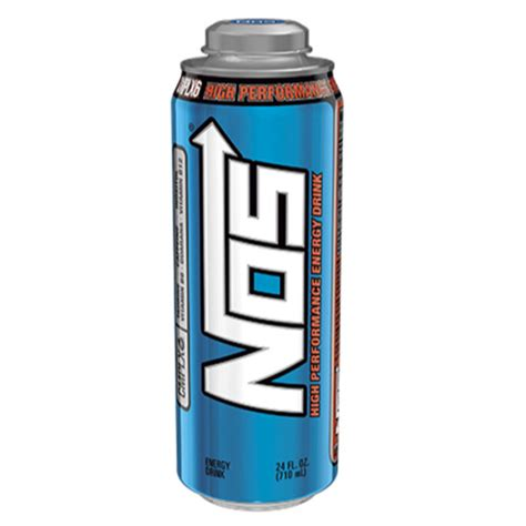 t 24 energy drink nos original high performance energy drink 24 oz cans