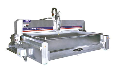 water jet cnc table gantry type high pressure single cnc table water jet