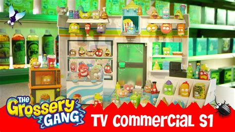 the grossery inside the yucky mart seek and find books the grossery official yucky mart tv commerical