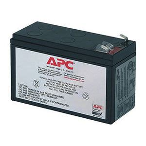 Baterai Ups Apc apc ups replacement battery cartridge rbc17 officeworks
