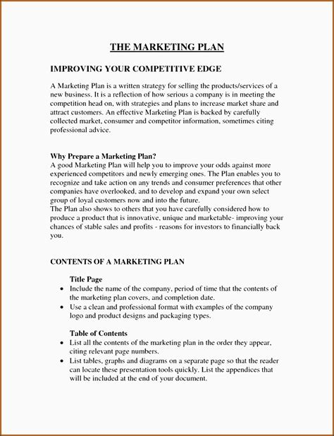 8 Business Marketing Research Plan Outline Sletemplatess Sletemplatess Marketing Research Outline Template