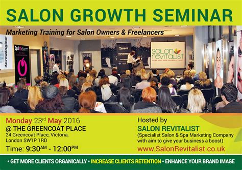 Marketing Classes 2 by Marketing To Empower You Salon Revitalist