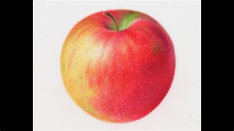 apple colors painting watercolor apple