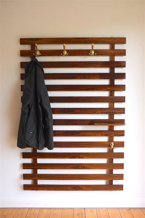 modern wall mounted coat rack ideas to impress you mid