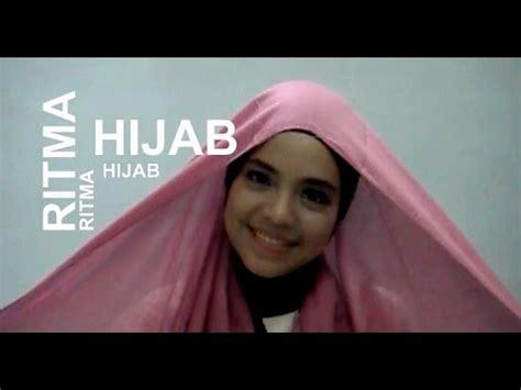 tutorial berhijab buat lebaran tutorial hijab cocok buat lebaran youtube