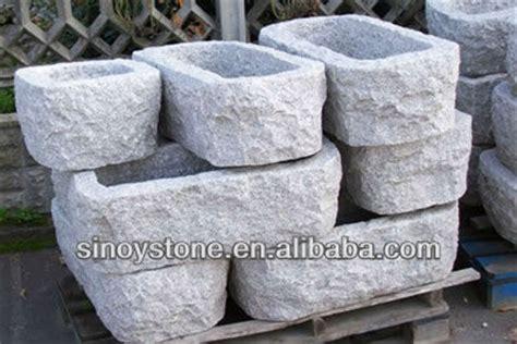 garten waschbecken stein garten waschbecken stein die sch 246 nsten einrichtungsideen