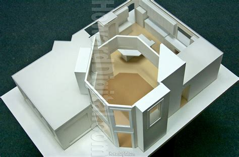 3d model designer interior design model howard architectural models