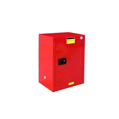 Flammable Chemical Storage Cabinet by Flammable Liquids Storage Cabinet With Single Door For