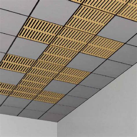 panel enrejado de madera para falso techo lauder trameo - Enrejado Para Techos