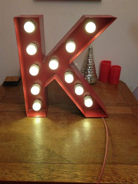 alphabetic marquee lights letter lights