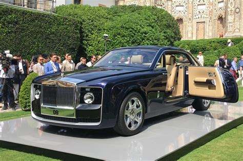 Home Concept Design La Riche by Rolls Royce Bespoke Sweptail Takes To Goodwood Hillclimb