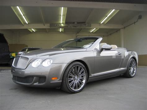 convertible bentley for sale 2011 bentley continental gtc speed convertible for sale