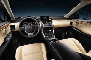 Lexus Interior Production 2015 Lexus Nx Fully Revealed Before Beijing