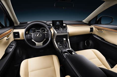 production 2015 lexus nx fully revealed before beijing